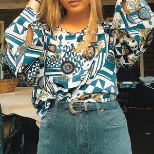 Versace Vibes Vintage Shirt